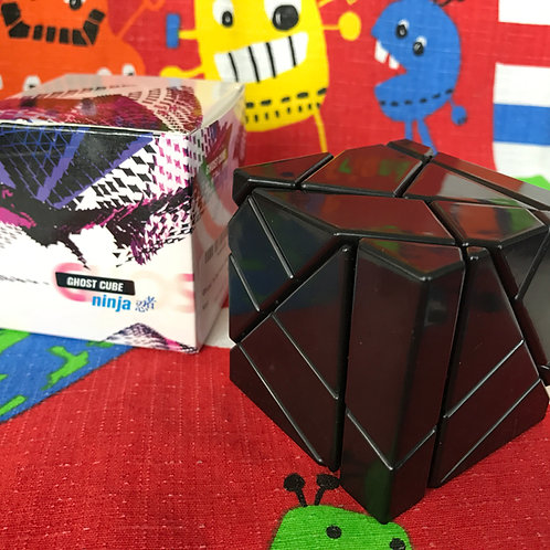 Ninja ghost 3x3 base negra