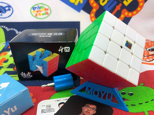 4x4 Moyu Meilong magnético stickerless