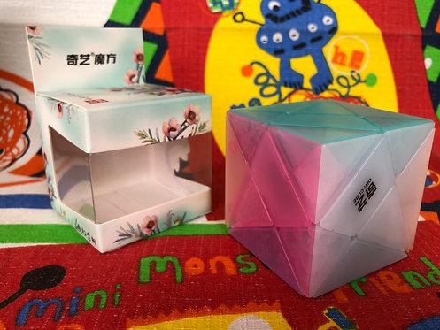 QiYi Axis 3x3 jelly transparente