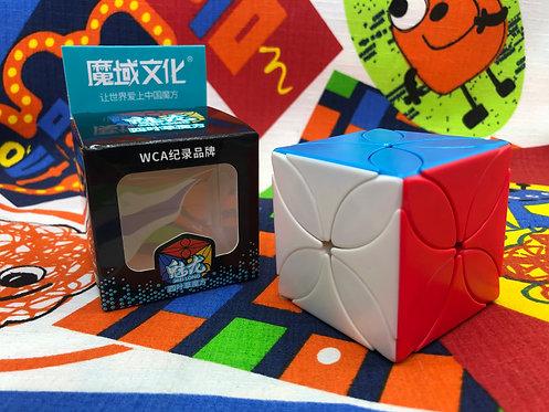Moyu Meilong Four Leaf Clover stickerless