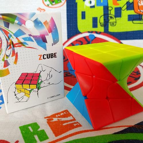 Z 3x3 Twisty cube stickerless