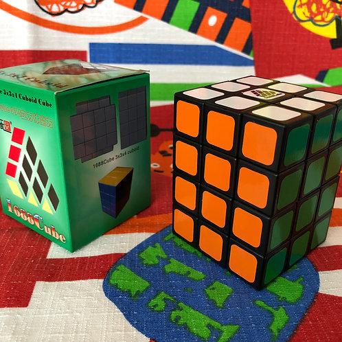 WitEden 3x3x4 base negra