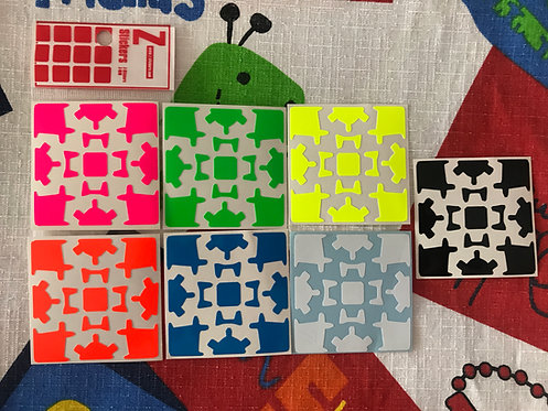 Stickers Z Gear vinil full bright