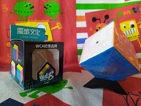 8x8 Moyu meilong stickerless