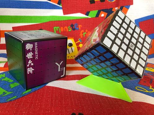 6x6 YJ Yushi v2 magnético base negra