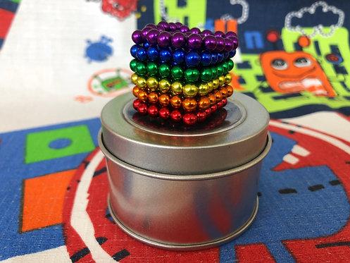 Neo Cube 5mm 6 colores (esferas)