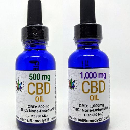 CBD Oil Tincture