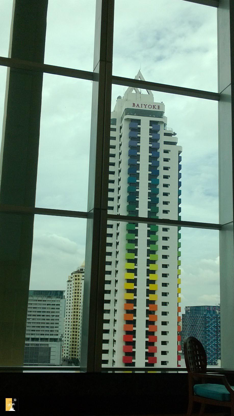 Байок скай - самое высокое здание
