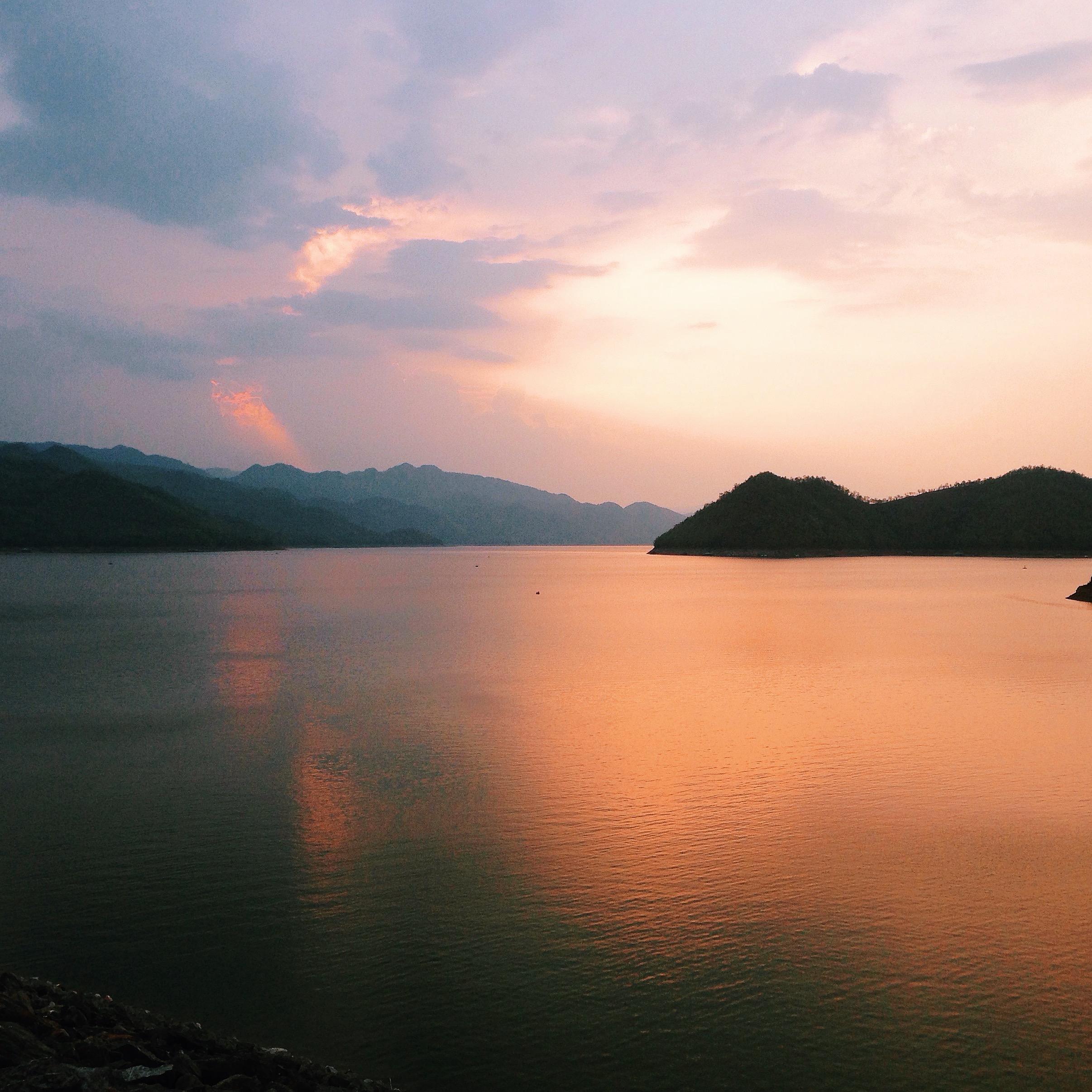 Пейзажи Канчанабури
