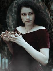 Audrey L'Ebrellec by Charlie Sambrook