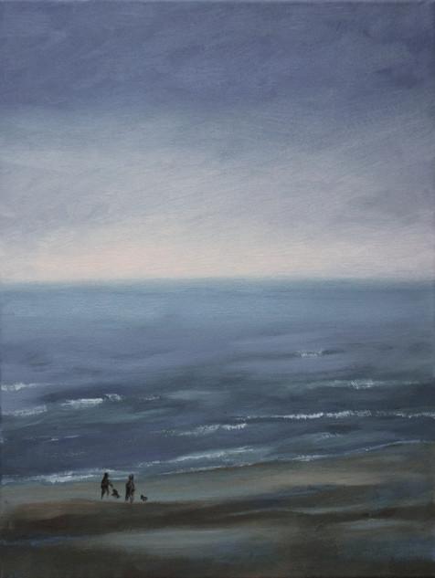 Norht sea in November