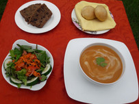Fall bisque dinner special