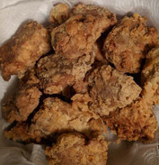 Southern fried chic'n