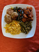 Mama's Soul Food Plate