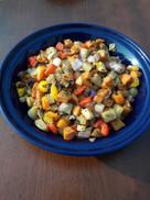 Potato scramble