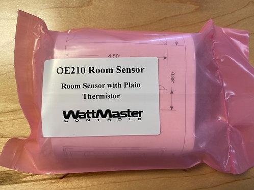 OE210 Room Sensor with Plain Thermistor - MPN: OE210