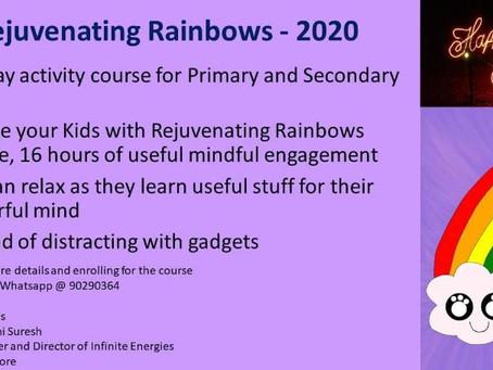 Rejuvenating Rainbows Course