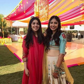 Keya & Arjun
