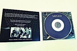 MIXED CD Produktion