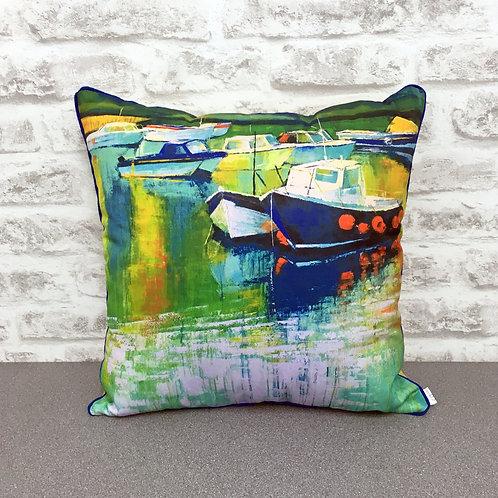 'Anchored' Cushion