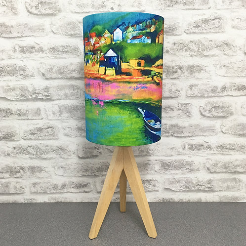 'Boat In The Bay' Lightshade