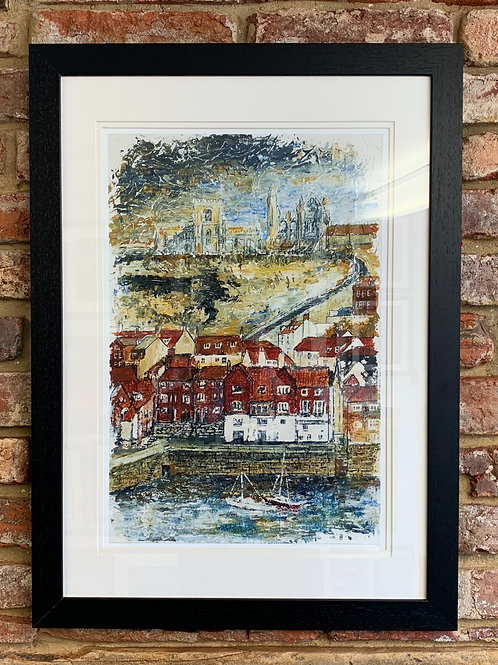 'Whitby Eastside' By David Hume