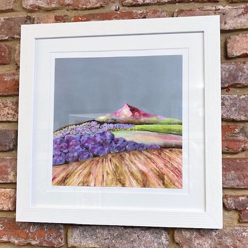 'Roseberry Topping ' By Bridget Wilkinson