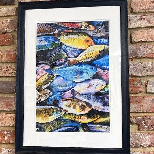 'Fish Market' By David Hume