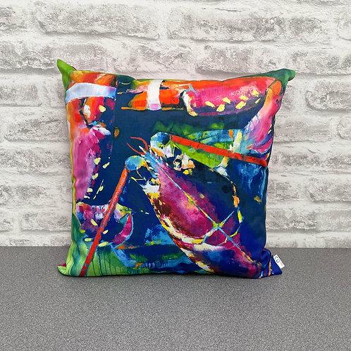 'Bold Lobster' Cushion