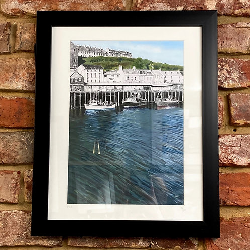 'Whitby Fish Market' By Darren Cairney