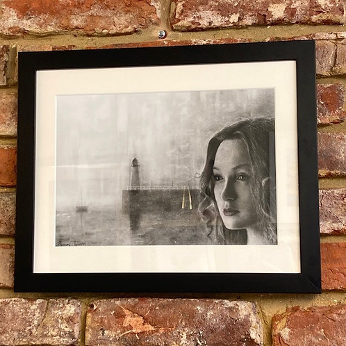 'Right Pier Girl' By Shaun Tymon