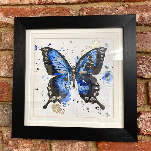 'Blue Morpho' By Megan Fearnley