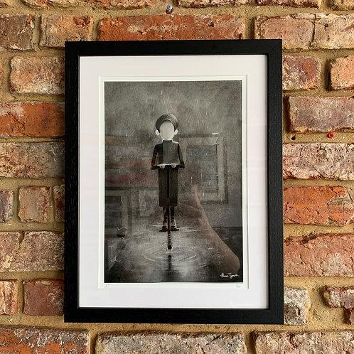 'Wreny Pogo In The Rain' By Shaun Tymon