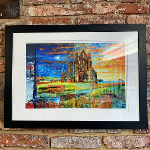 'Whitby Abbey' By David Hume