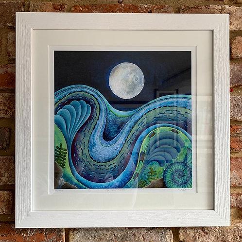 'Harvest Moon' By Bridget Wilkinson