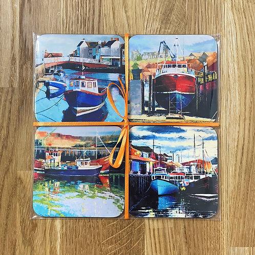 Whitby Coaster Set