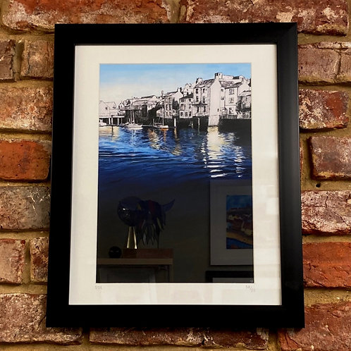 'Whitby Harbour 1' By Darren Cairney