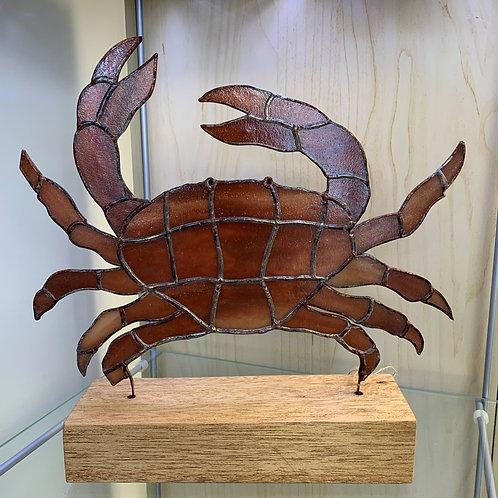 'Crab' By Karen Hopper