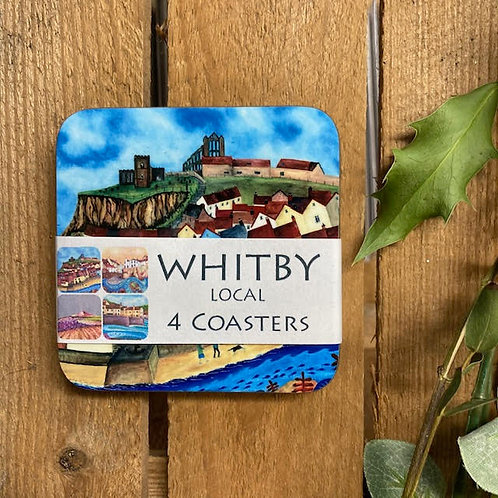 Whitby Local Coasters