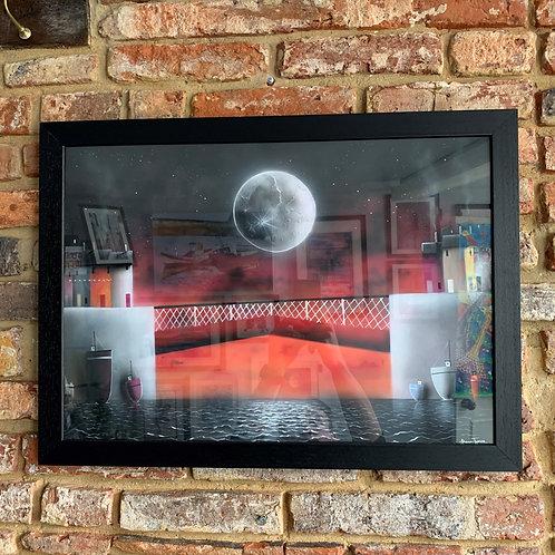 'Moonlight Bridge' By Shaun Tymon