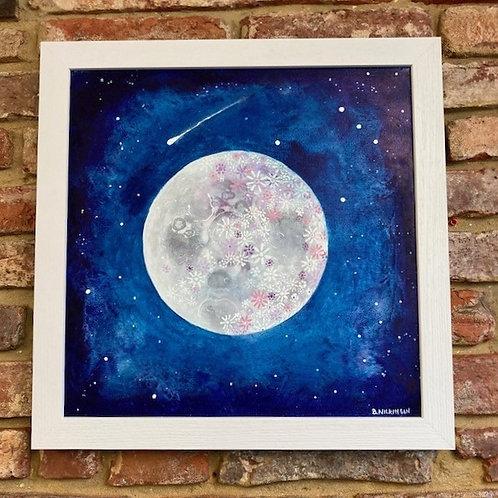 'Flower Moon' By Bridget Wilkinson