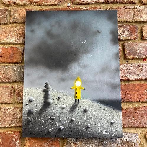 'Bod with Stones' By Shaun Tymon