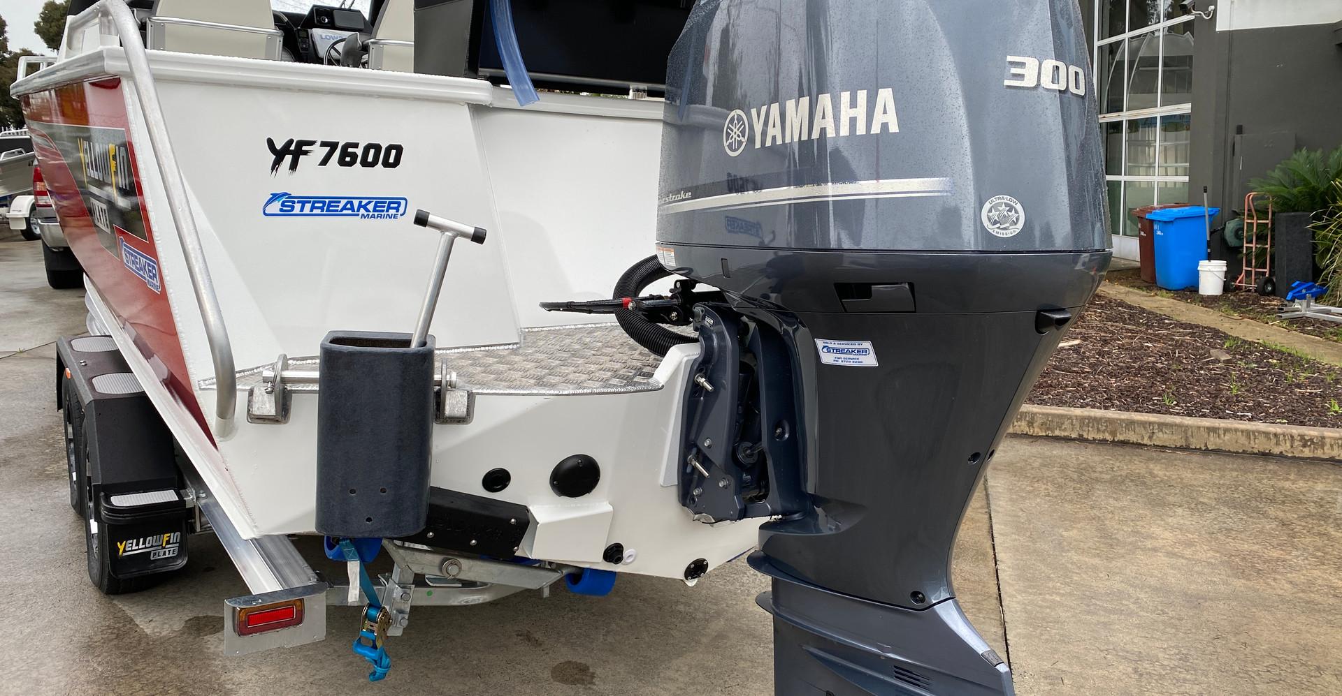 Yellowfin Boat Specials at Streaker Marine