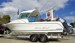 Cruise Craft 635 Hard Top