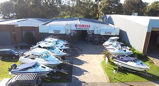 Streaker Marine Yamaha Authorised Service Centre