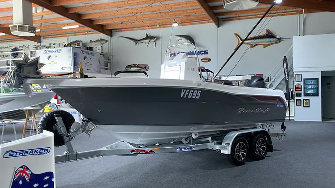 Cruise Craft F360S at Streaker Marine