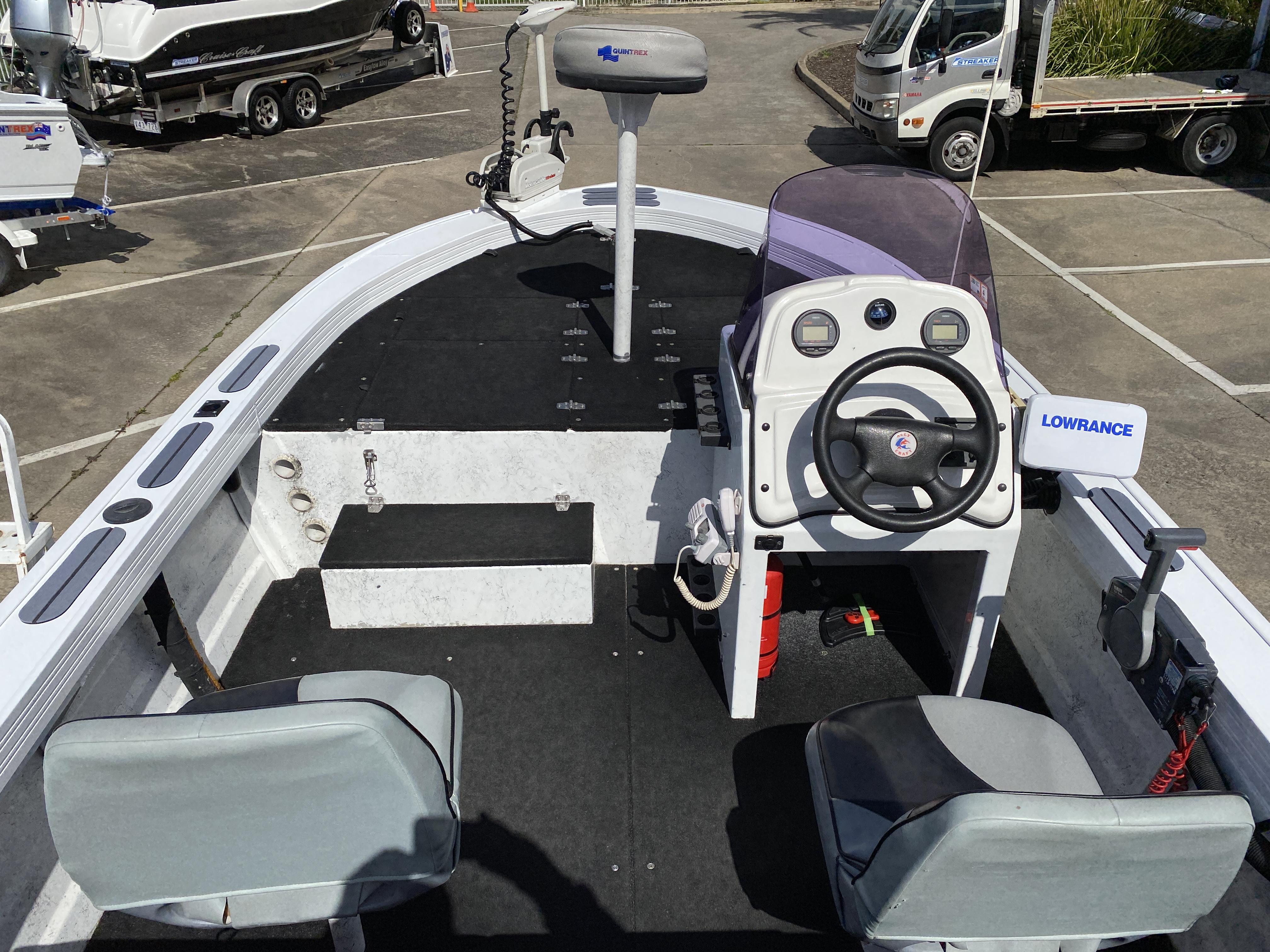 Second Hand Boats at Streaker Marine