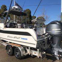 Cruise Craft 635 Explorer Targa