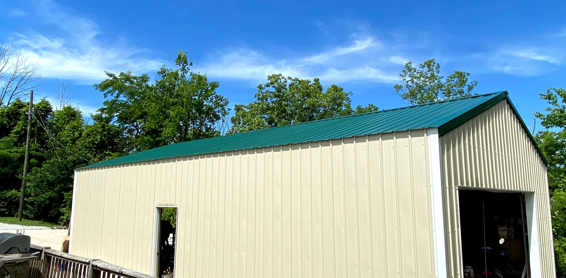 Metal Roofing La Grange KY 40031