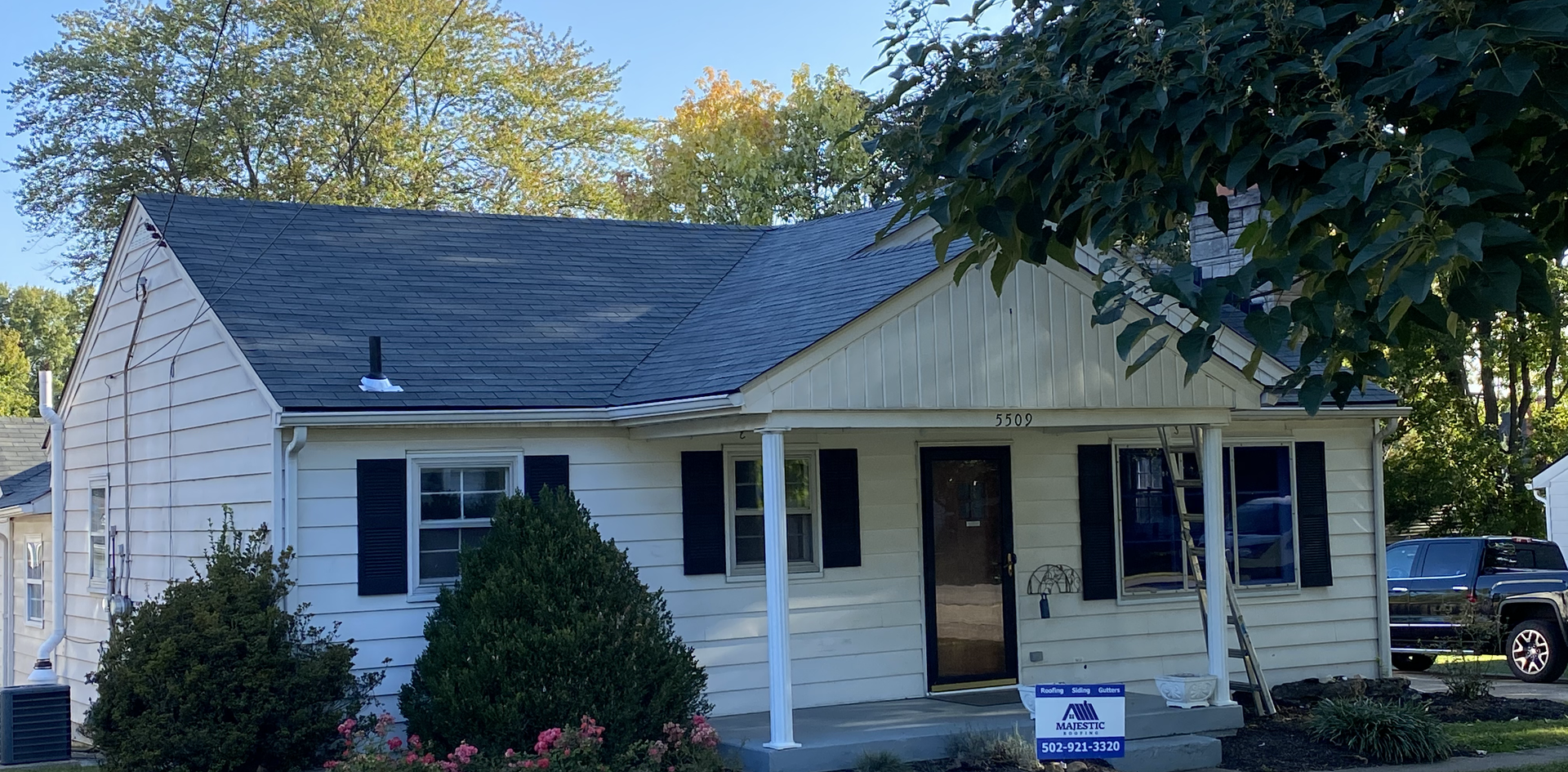Roof Replacement Louisville KY 40204